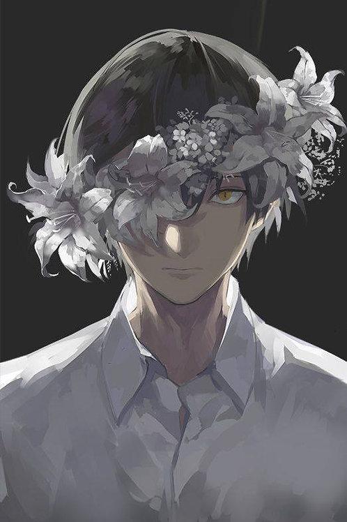 Galleigh, Male Dark Echo Demon of Eli/gos