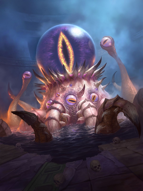 C'Thun, God of Madness and Chaos