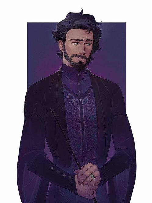 Elder Luerra, Male Initia