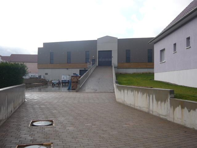 Locaux viticole Dahlenheim 1