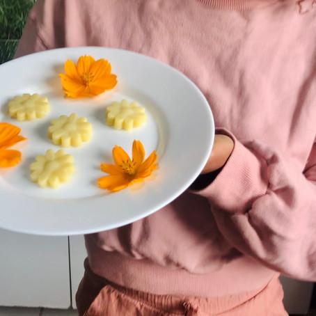 Receita Manteiga Corporal  Sólida de Inverno