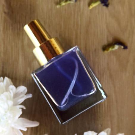 Como fazer Perfume Azul