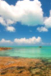 Le ciel des bahamas