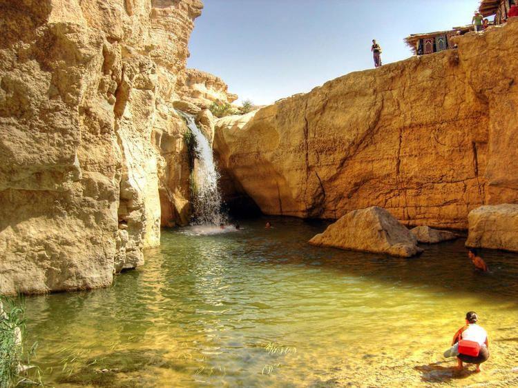 chebika-tozeur- oasis