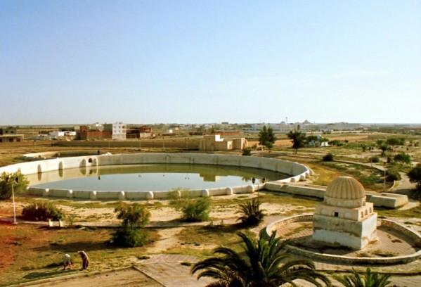 Kairouan bassin-des-Aglabides