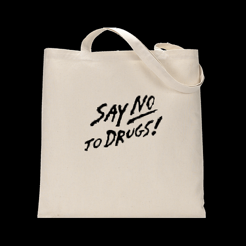 """Say No To Drugs"" Tote Bags"
