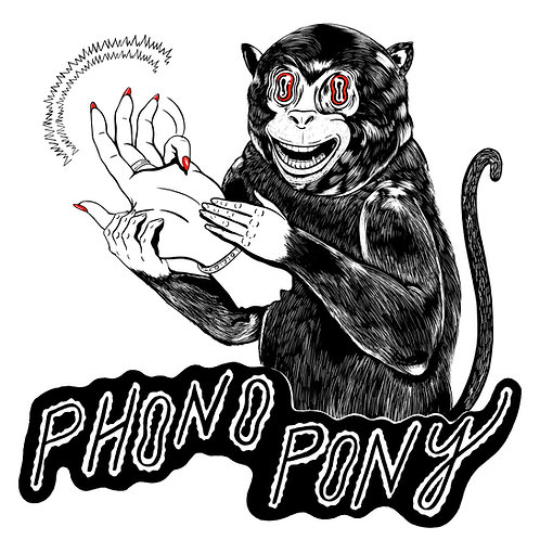 """Monkey Paw"" T-Shirts"