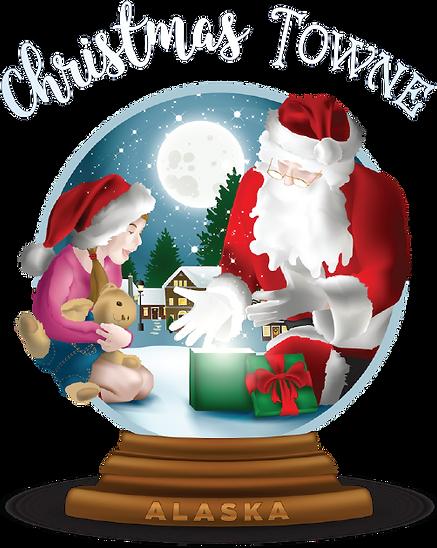Alaska Christmas Towne 2017