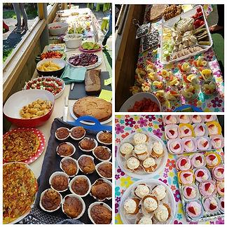 Picknick ouders kinderdagverblijf KINOP Kasteel in Nijmeen