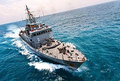 Military navy ship, COMSEC