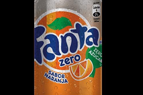 Fanta Sin Azúcar 350 ml