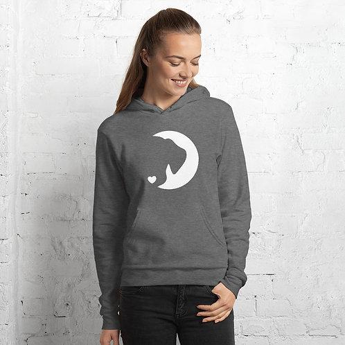 Luna Logo Unisex Hoodie