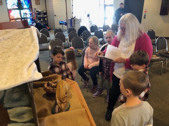 St. Pius Good Shepherd Children