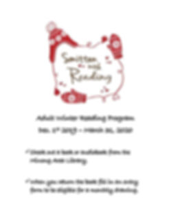 Adult Winter Reading Program Poster-page