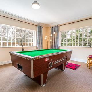 Bar / Pool Room