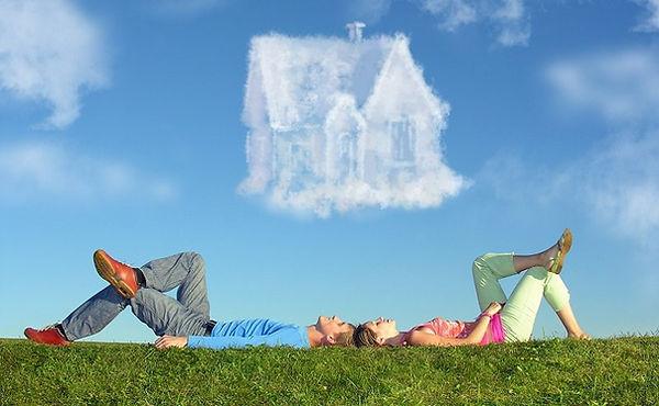 sogni, casa, edilizia