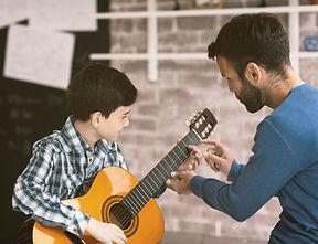 Guitar Lessons at  Deborah's Stage Door