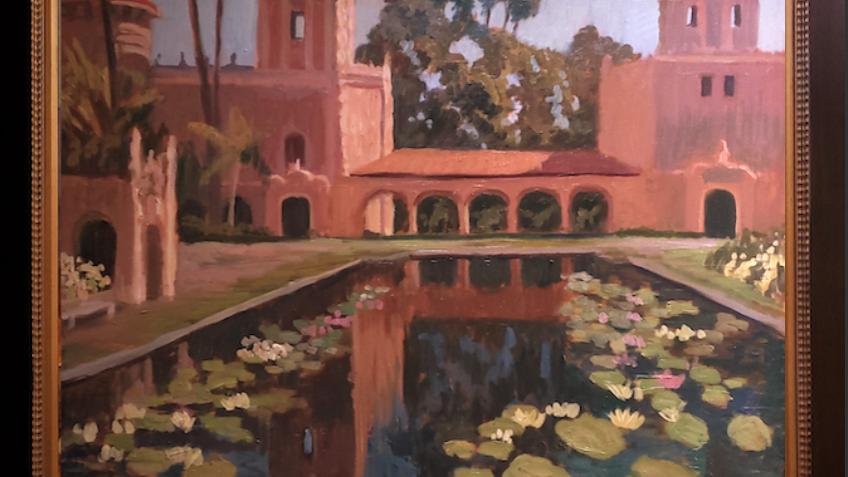 Balboa Pond