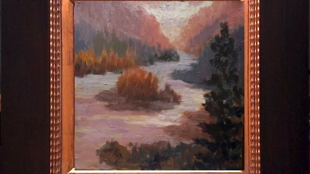 Clark Fork Sunset