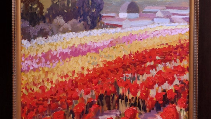 Carlsbad Flower Fields SOLD