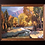 Thumbnail: Whitewater Canyon in Early Afternoon Light SOLD