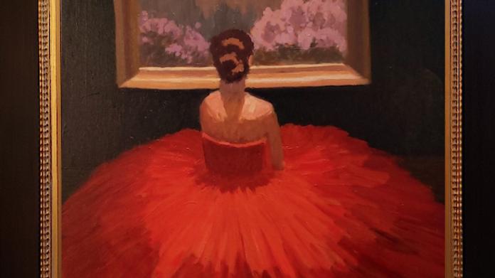 Wendy Ballet SOLD