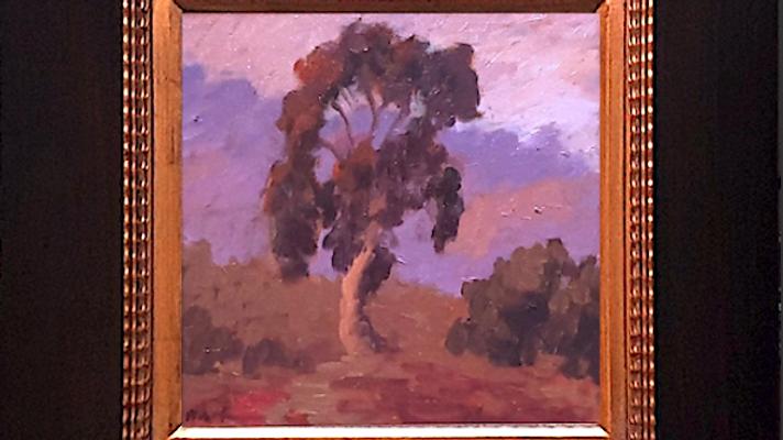 4s Ranch Eucalyptus at Dusk SOLD