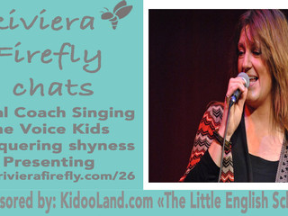 Audio Interview Vocal Coach Singing The Voice Kids Vonny