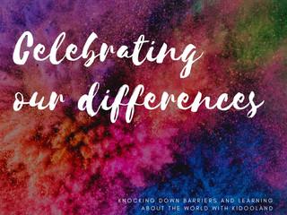 Célébrons - reconnaissons et adoptons la diversité
