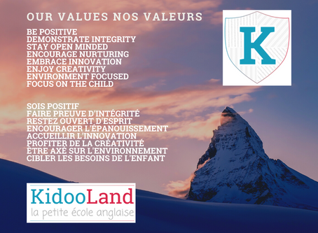 Mission & Values 2020 - Thoughts & Views and CEO news