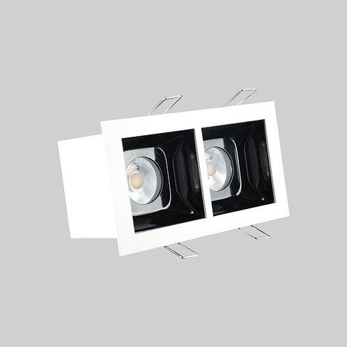 Reflecto Midi Square-2K Gu10