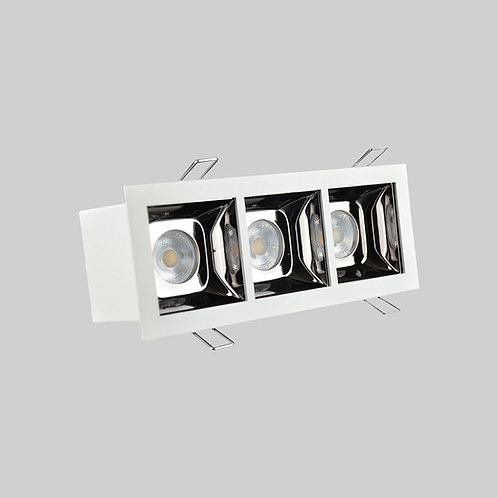 Reflecto Midi Square-3K Gu10