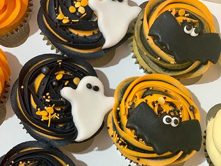 How PandiBakes Celebrated Halloween