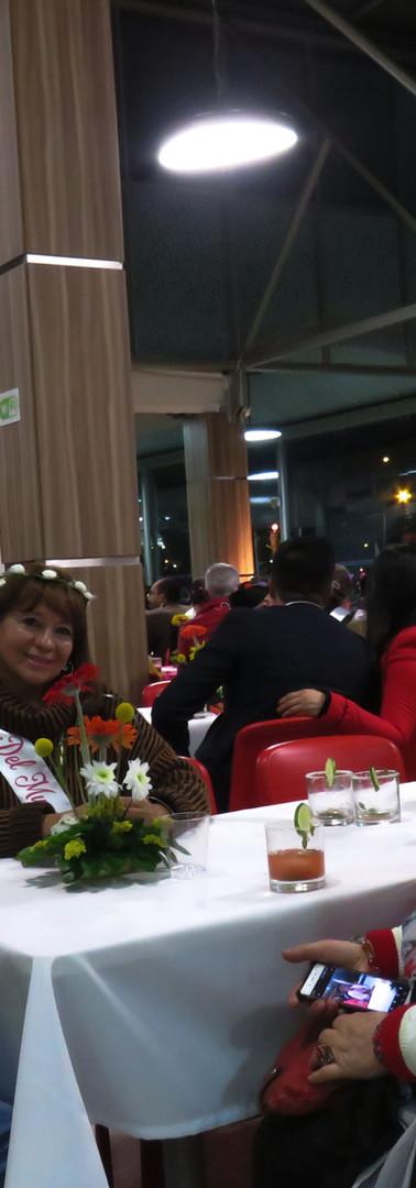 Noche de gala para mamá