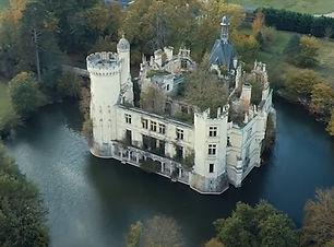 assurance mariage château de la Mothe-Chandeniers