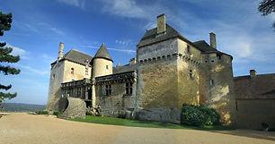 assurance mariage chateau de Fénélon