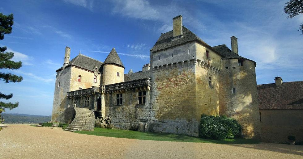 assurance mariage Château de Fénelon