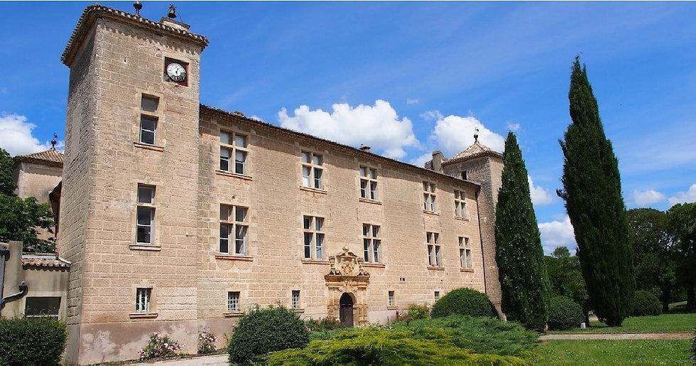 assurance mariage château de Cambous