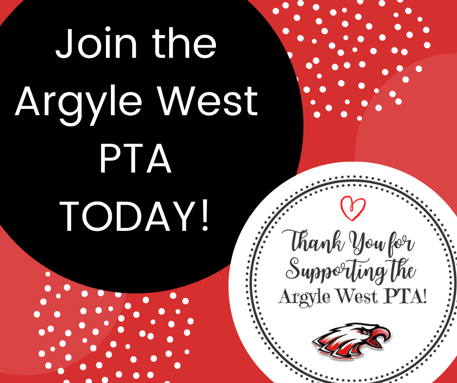 Join Argyle West PTA