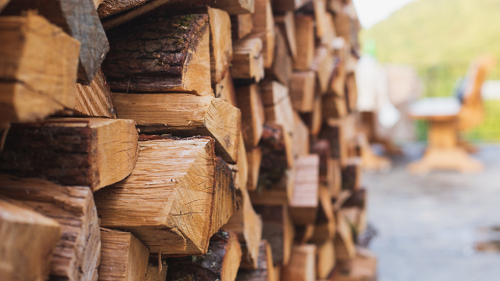 1/2 Cord Palletized Kiln Dried Firewood with Delivery
