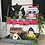 Thumbnail: First responder/Firefighter tiered tray decor