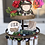 Thumbnail: Military tiered tray decor