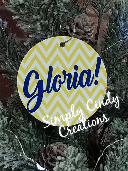 Champion ornament Gloria