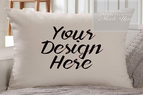 Custom bed pillowcases