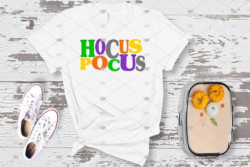 HOCUS POCUS (adult tee)