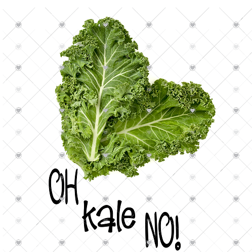Oh Kale No hand towel
