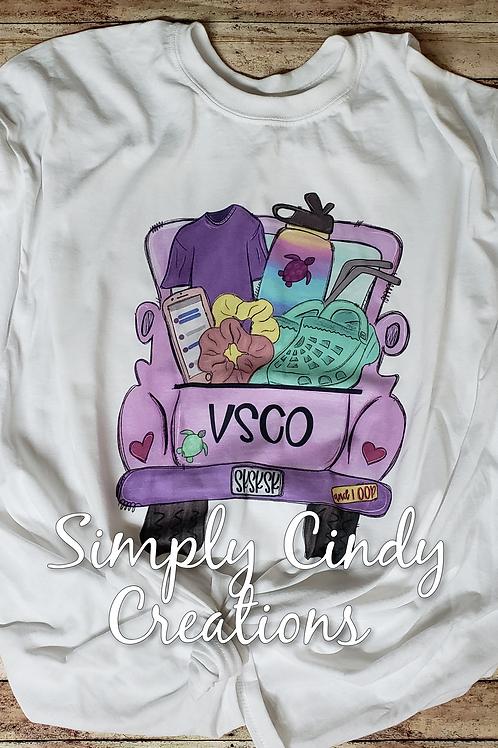 VSCO truck (youth)