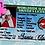 Thumbnail: Santa's drivers license  (ornament)