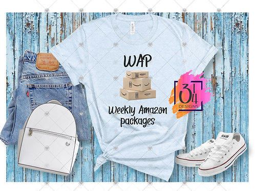 WAP - Amazon (adult tee)