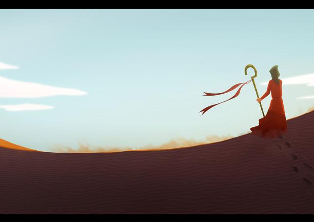 A shepard's Journey